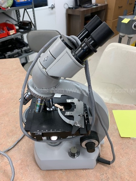 LOT SALE: 12 ZEISS - PHASE MICROSCOPES