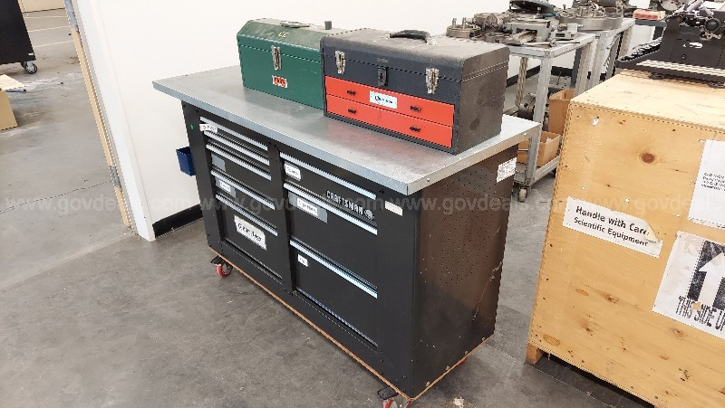 Lot Sale: Tool Boxes (QTY 3)