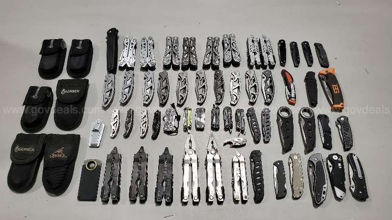 Miscellaneous Gerber Knives/Multi Tools