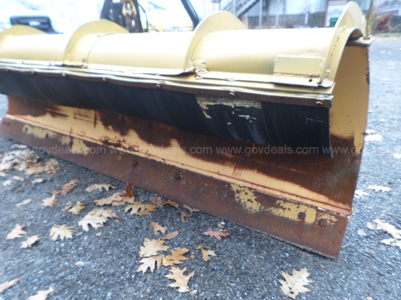 Fisher Minute Mount Snow Plow - 9'