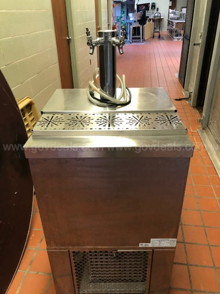 Chill*Rite Flash Chiller kegerator