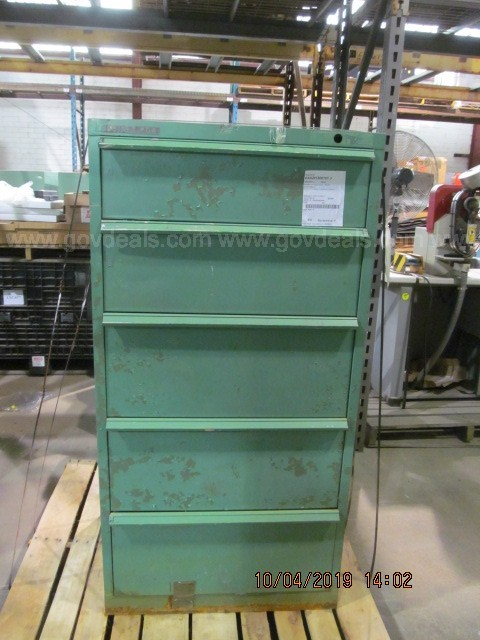 Star-Loc 5 Drawer Tool Cabinet