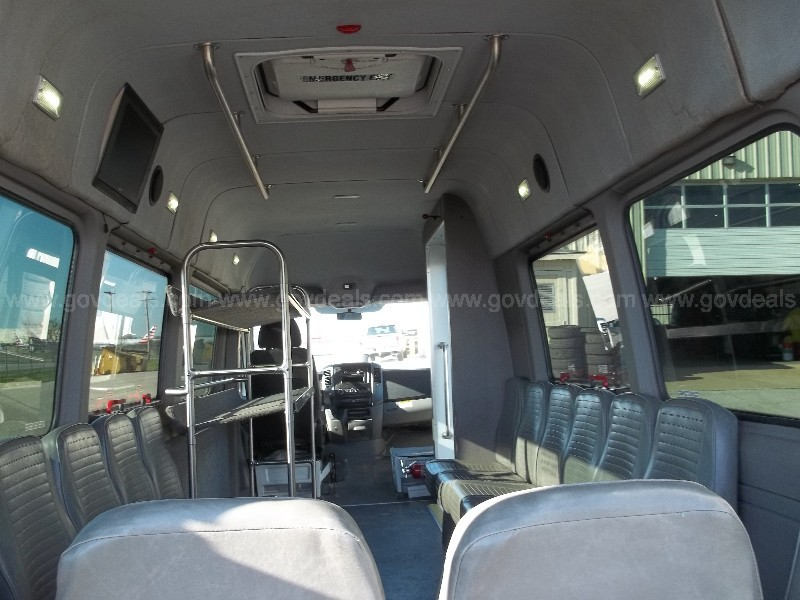2009 Sprinter Van 3500 170-in. WB
