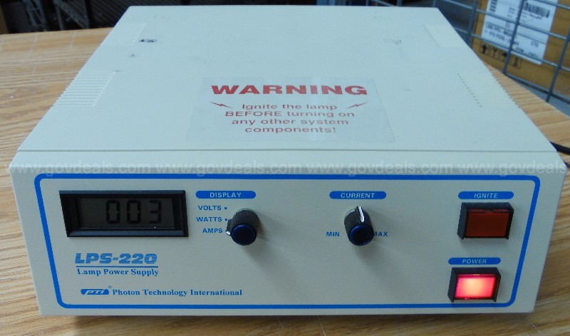 Lamp Power Supply LPS-220