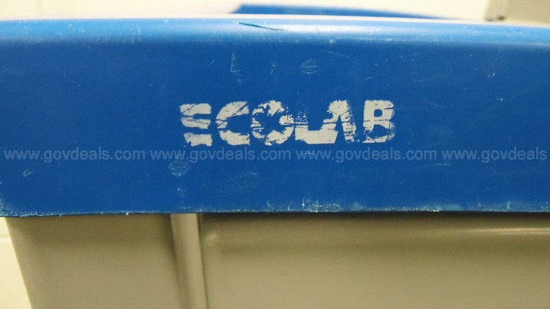 Ecolab Cleaning Station