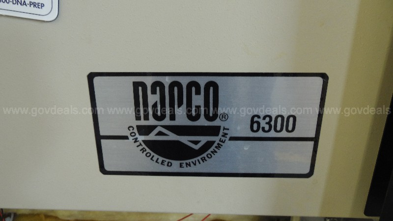 Napco 6300 Co2 Environment Dual Vertical Chamber