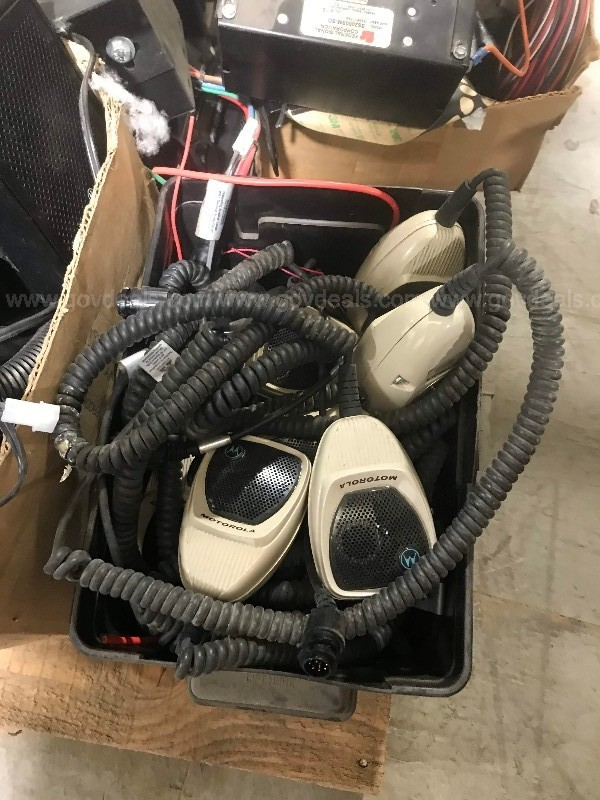 Lot of Radio Equipment