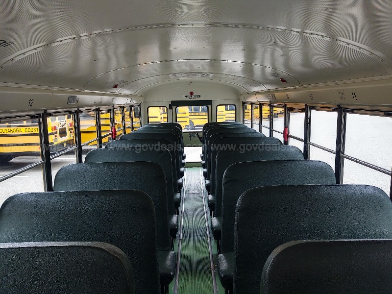 2012 International 3000  71 Passenger School Bus