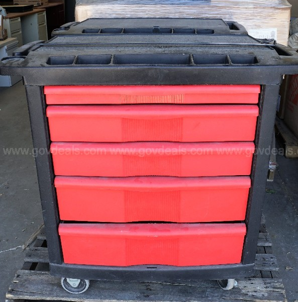Rolling Tool Boxes