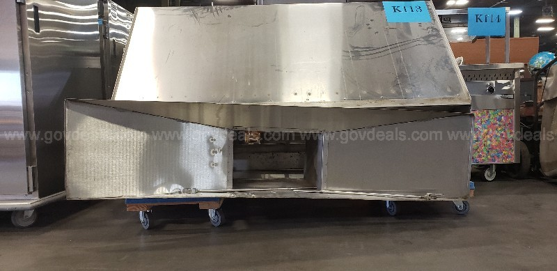 *** COMMERCIAL RESTAURANT/KITCHEN STAINLESS VENTILATION  ***