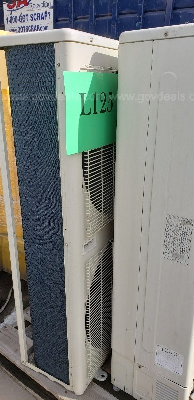 *** INDUSTRIAL HEAT PUMP & AIR CONDITIONING OUTDOOR UNIT ****