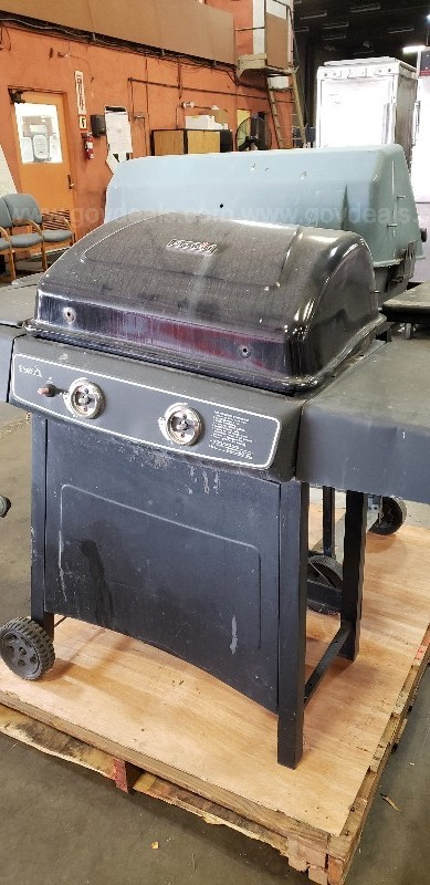 *** BARBECUE GRILL ***