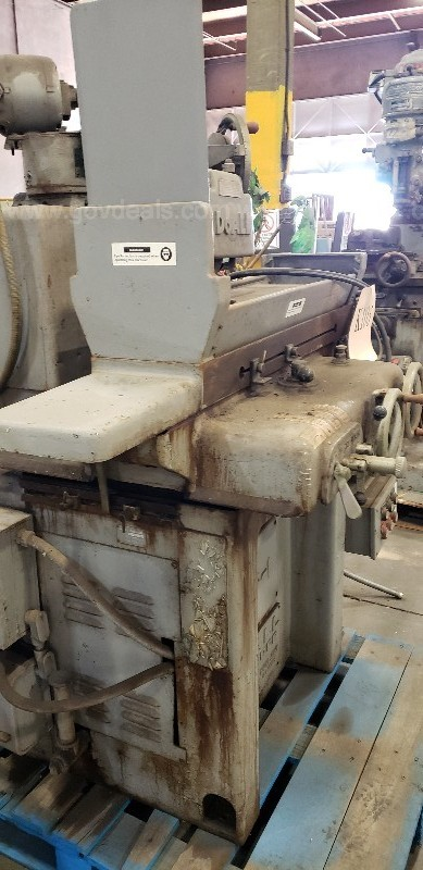 *** DOALL SURFACE GRINDER ***