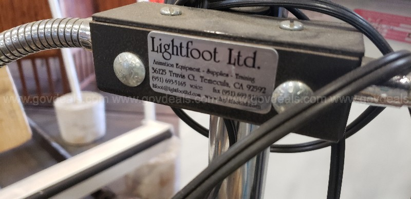*** LIGHTFOOT ANIMATION EQUIPMENT ***