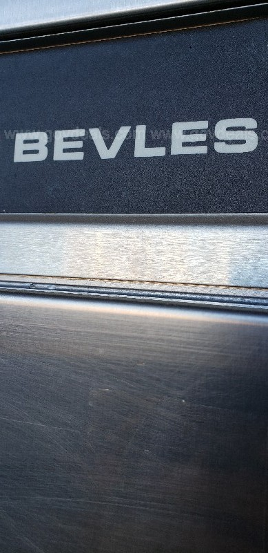 *** BEVLES COMMERCIAL MOBILE FOOD CABINET - THREE DOOR ***