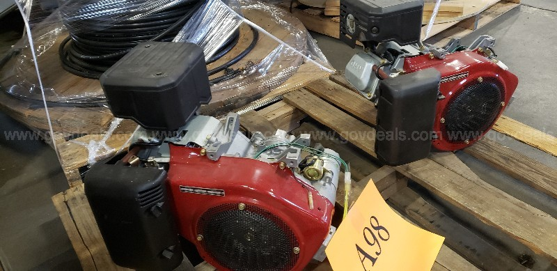 *** BRIGGS & STRATTON MINI ENGINE ***