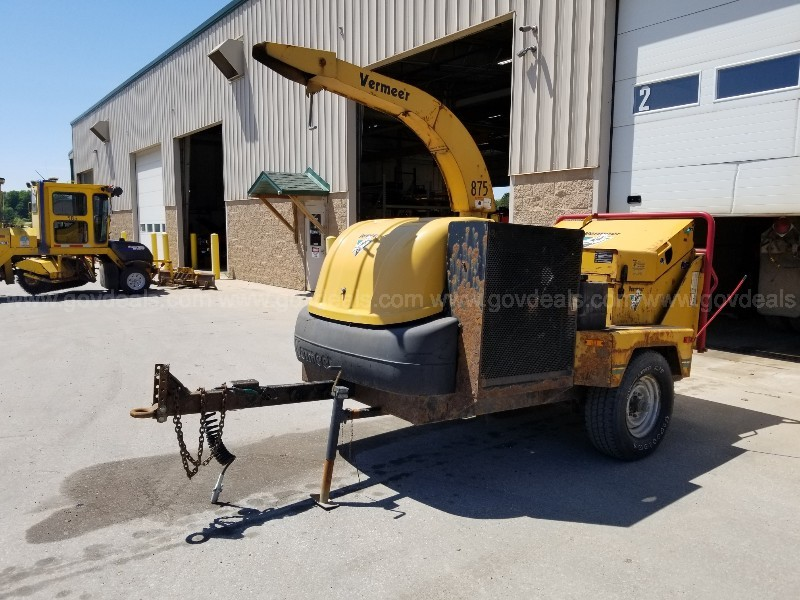 2003 Vemeer Wood Chipper