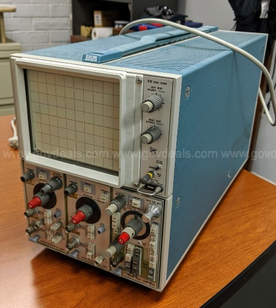 One (1) Used Oscilloscope - Tektronix 5103N