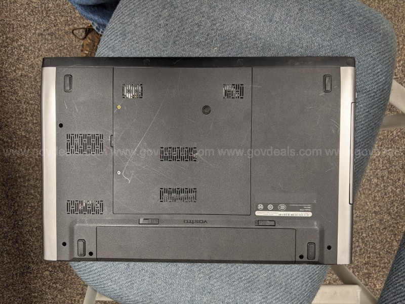 One (1) Used Dell Laptop - Vostro 3700