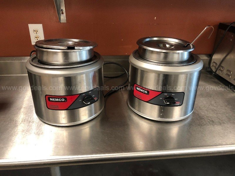 Nemco Servers and Warmers