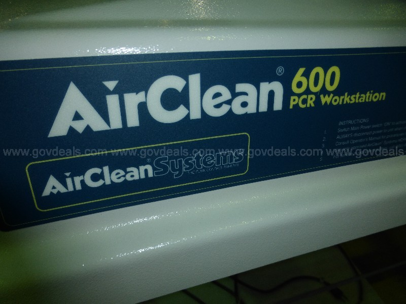 AirClean Workstation (C)