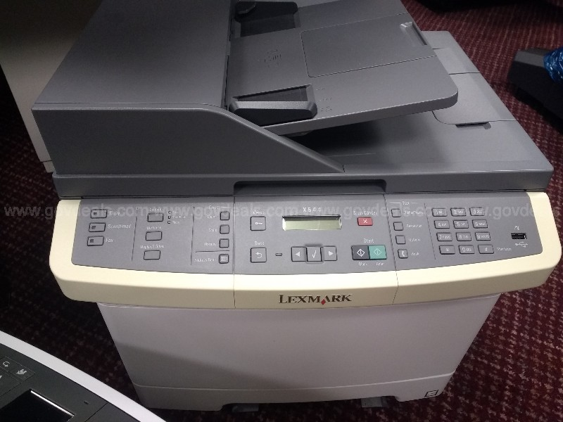 Lot of Used Printers