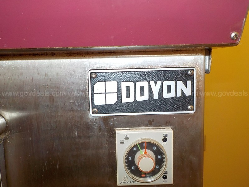 Doyon Bread Oven and Proofer Combo (MB CS)