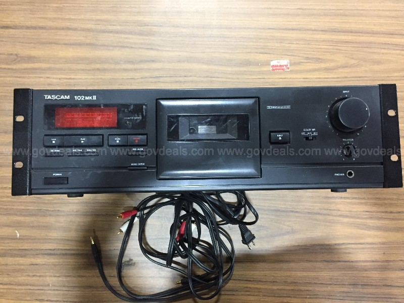 Tascam 102 MKII