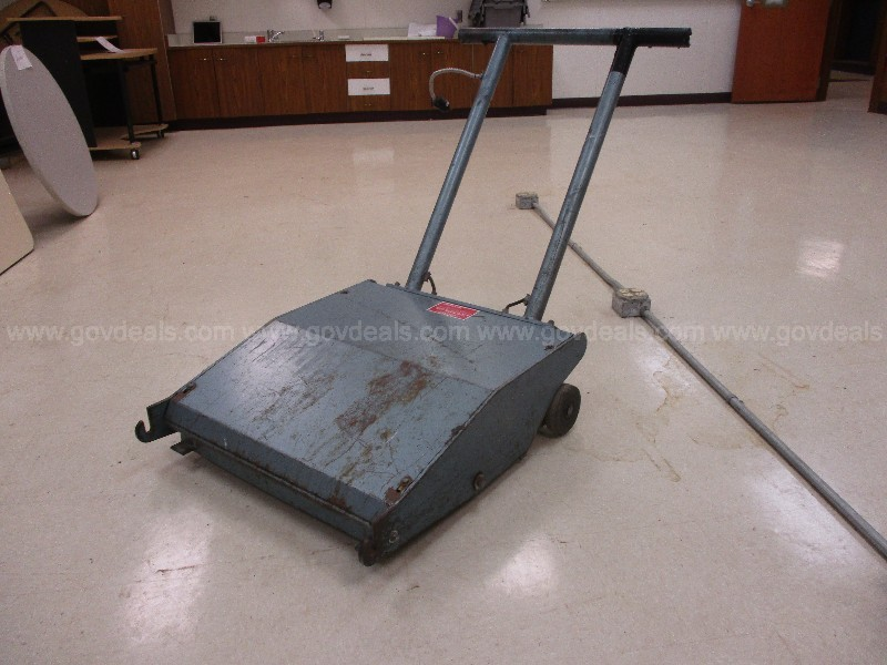 Electric Bleacher Mover