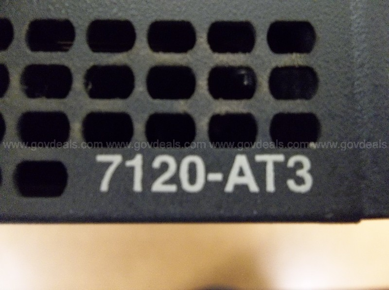 Working Cisco 7100 Series Router