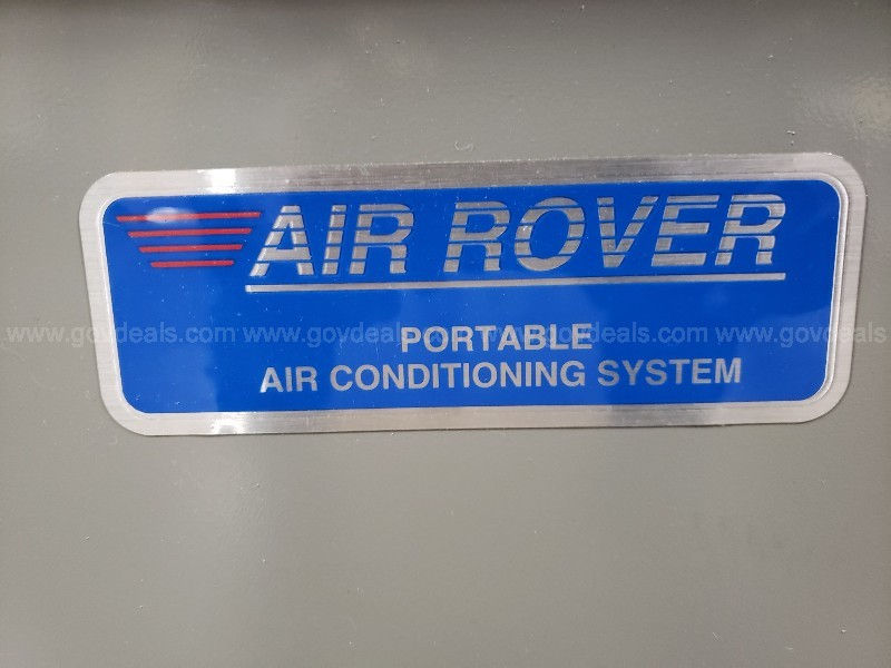 Air Rover - Portable Air Conditioning