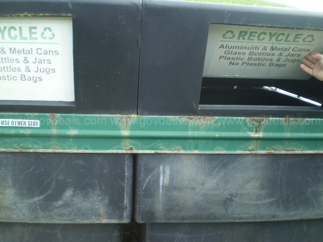 Dempster Recycling Trailer