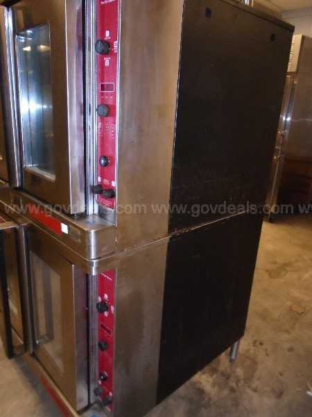 DOUBLE CONVECTION OVEN