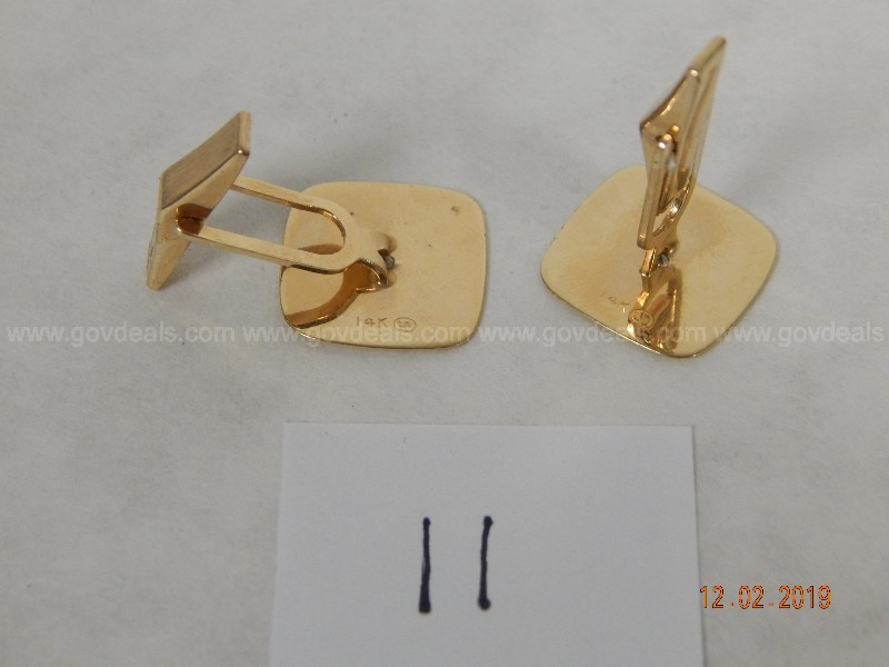 Miscellaneous 14kt Gold Jewelry Collecton