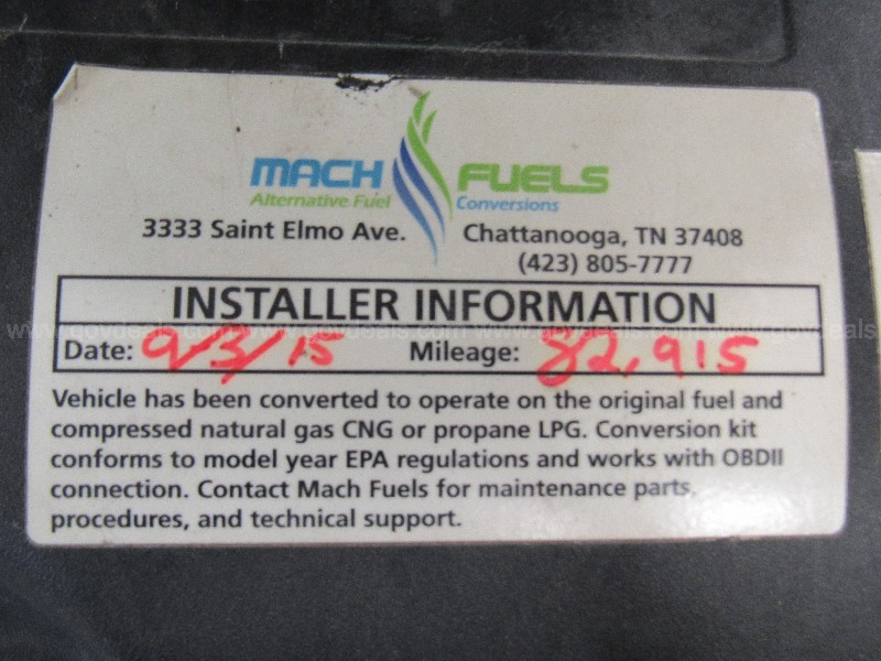 2006 GMC Sierra 2500 Gas/CNG 6.0L (Engine Rattle and Trans Problem)