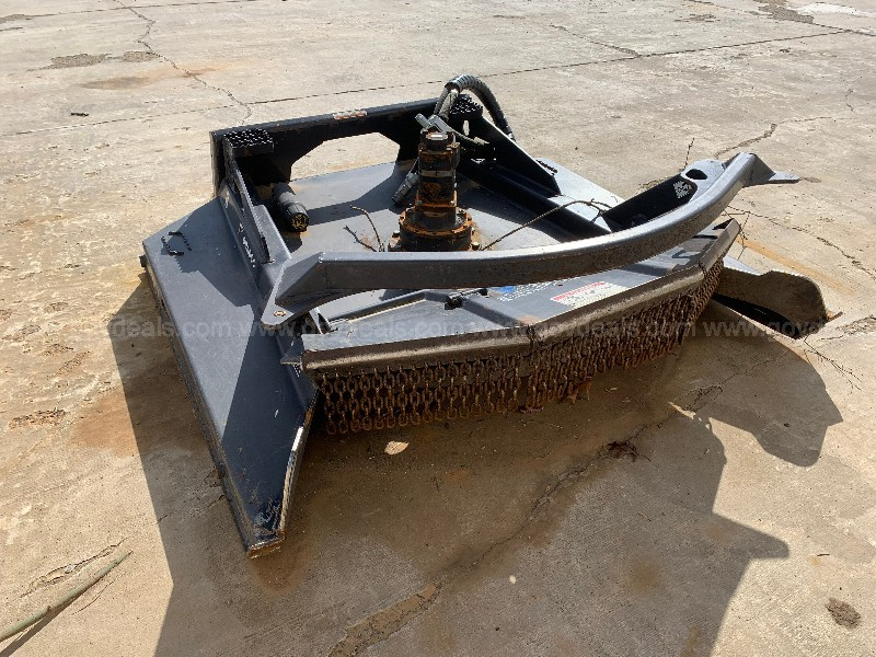 "Bradco Ground Shark 72"" Brush Cutter/Bush Hog"