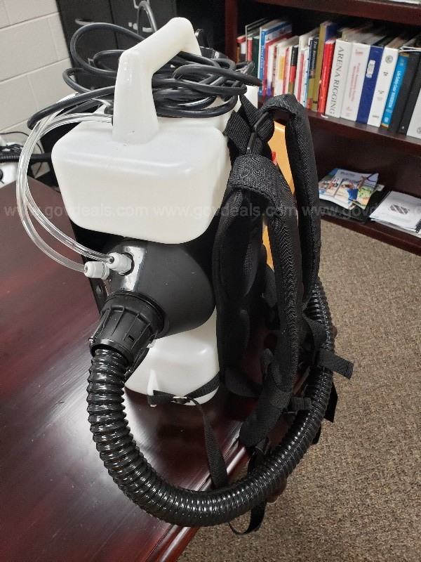 Back Pack Electric Sprayer