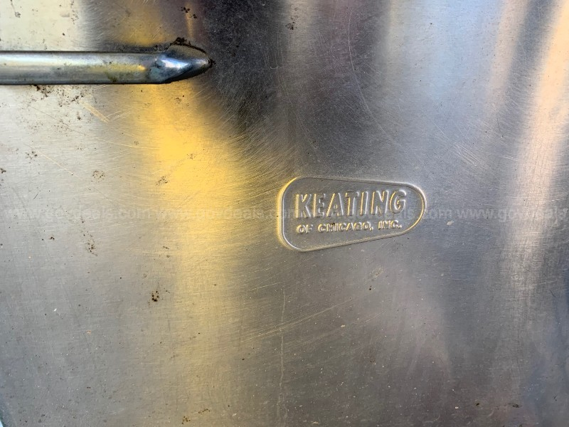 Keating Kitchen Fryer