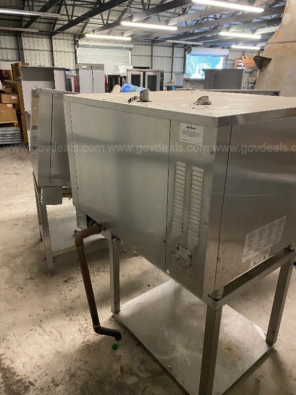 Alto-Shaam Combitherm Oven with stand