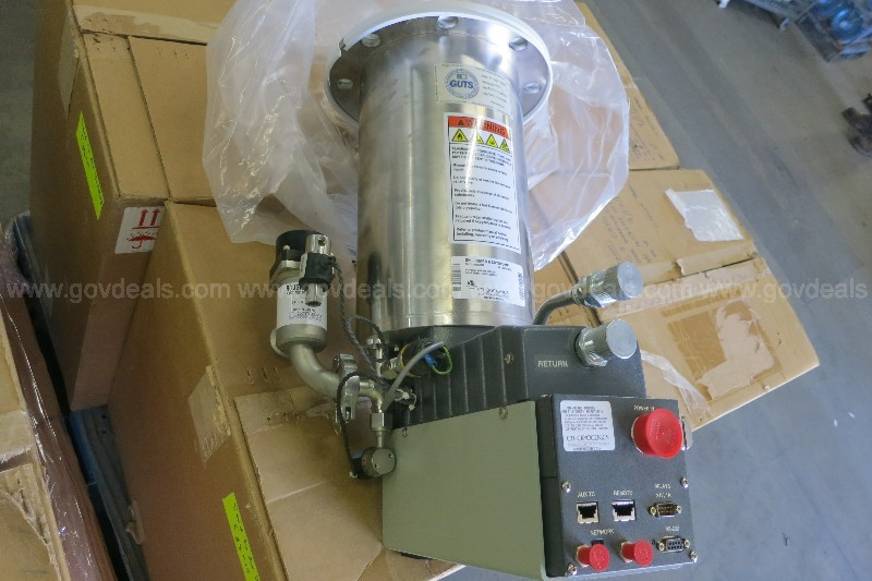 FY20-171: CTI CRYOGENICS PUMPS, COMPRESSOR, ETC