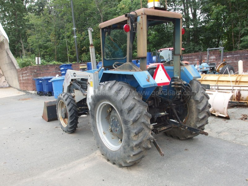 1993 Long 2510 Tractor