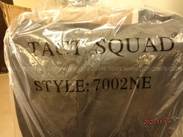 ONE (1) PAIR OF TACT SQUAD PANTS STYLE: 7002NE- SIZE 20