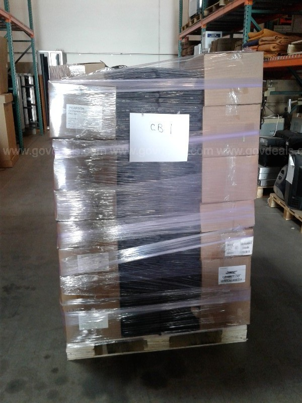 860 (1 Pallet) Used Chromebooks