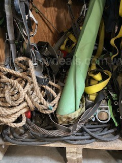 1- Large lot of Safety Harnesses