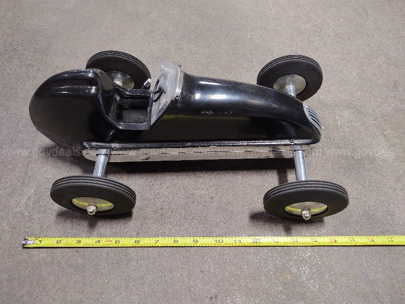 Custom Made Collectible Tether Car - NO RESERVE