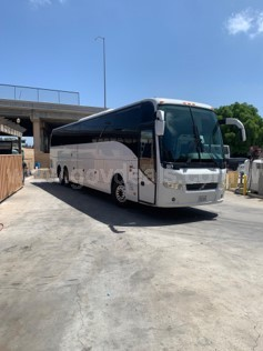 2013 Volvo 9700 Coach Bus