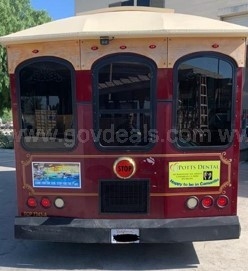 2013 Chevrolet Express G4500 Trolley