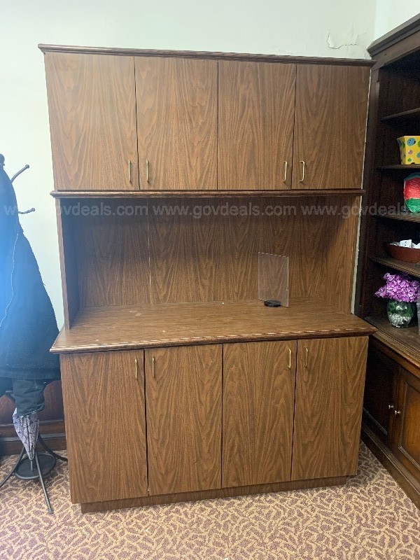 6 ft tall large office cabinet
