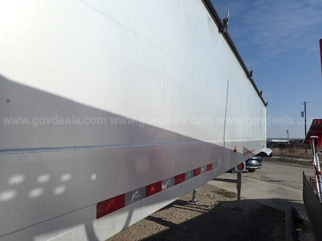 2015 Vantage T-91-SS 28 Ft T/A End Dump Trailer