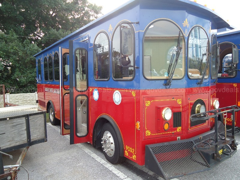 2012 Supreme Trolley